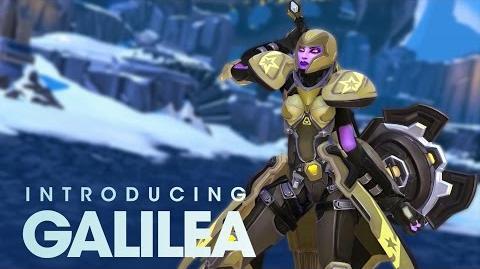 Battleborn Galilea Character Highlight