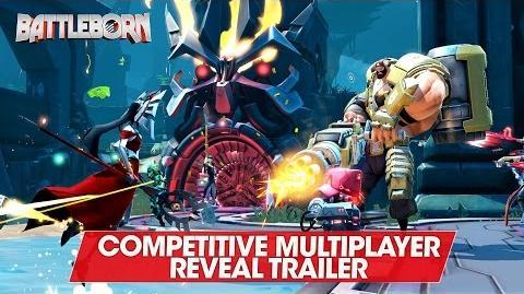 Battleborn Multiplayer Reveal Trailer