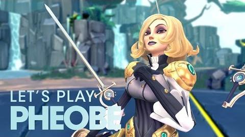 Battleborn Phoebe Let's Play