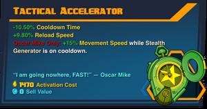 Tactical-Accelerator