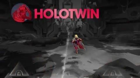 Battleborn Deande Holotwin