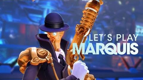 Battleborn Marquis Let's Play