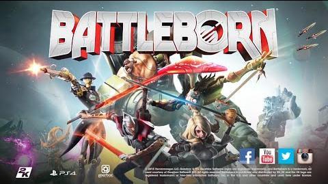 Battleborn sur PS4 - Open bêta exclusive