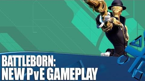 Battleborn - New Story Gameplay with exclusive character reveal!