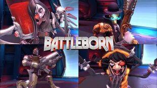 Battleborn - All Character Taunts (2016 - 2018)