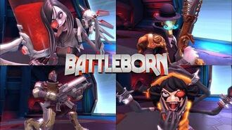 Battleborn - All Character Taunts (2016 - 2018)