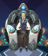 Kleese the scientist skin