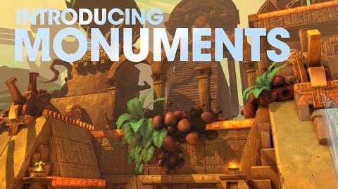 Battleborn New Maps - Monuments!