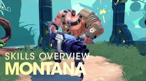 Battleborn Montana Skills Overview