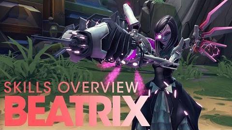 Battleborn Beatrix Skills Overview