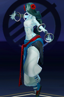 Alani The Solitary Apprentice skin