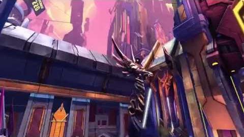 Battleborn Map Showcase - Outskirts