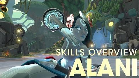 Battleborn Alani Skills Overview