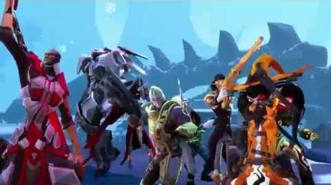 Battleborn sur PS4 - Trailer PlayStationPGW 2015