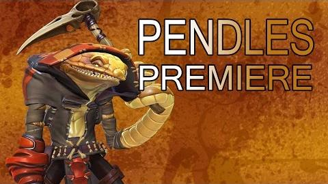 Pendles World Premiere - Abilities Overview, Helix, and Lore! - Battleborn