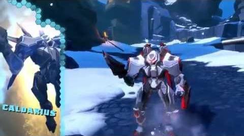 Battleborn Caldarius Gameplay Video