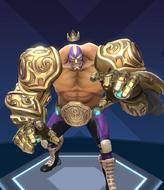 El Dragon primera skin