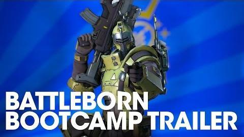Battleborn Bootcamp Trailer