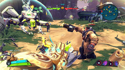 Battleborn Incursion FP El-Dragon 01