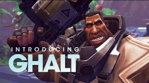 Battleborn Ghalt Character Highlight