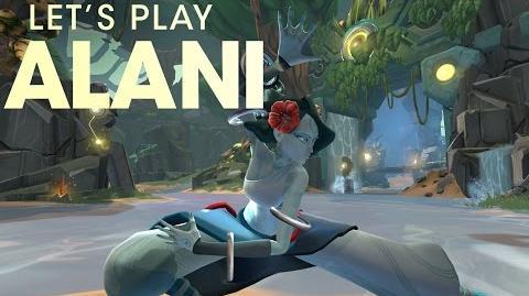 Battleborn Alani Let's Play