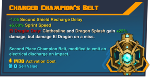 Charged-Champions
