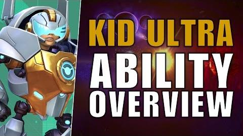 Kid Ultra Ability Trailer - Battleborn