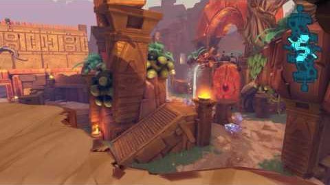 Battleborn Map Showcase - Monuments