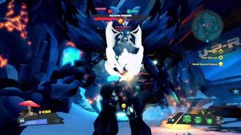 Battleborn - The Algorithm - Galactic Emperor