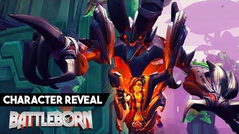 Battleborn EXCLUSIVE NEW Character Reveal Shayne and Aurox Gameplay!!