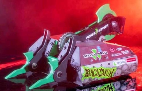 Blacksmith | Battlebots Wiki | FANDOM powered by Wikia