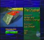 The crusher stats 1.0