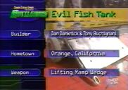 Evil fish tank stats 2.0
