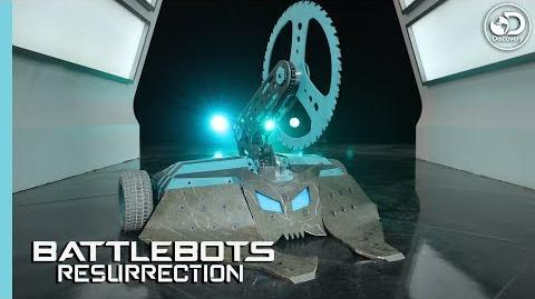 Skorpios Gets Stung BattleBots Resurrection