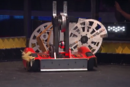 Splatter flip Rotator DiscoInferno