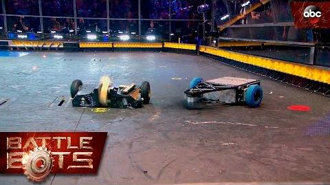 Tombstone vs. Brutus - BattleBots