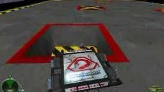 C&C Robot Wars - Arena WIP1