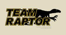 Team raptor logo