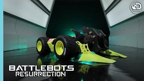 Hypershock Gets Grounded BattleBots Resurrection