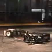 Star Hawk on its last legs during its fight with Tombstone