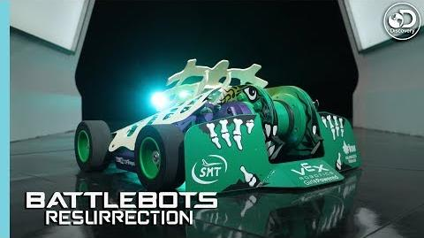 Witch Doctor Gets Cursed BattleBots Resurrection