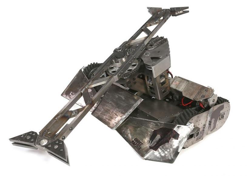 Ghost Raptor Battlebots Wiki Fandom Powered By Wikia