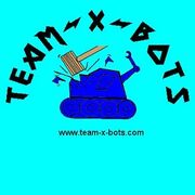 Team X-Bots Logo