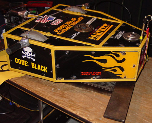 Code:BLACK | Battlebots Wiki | FANDOM powered by Wikia