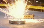 RotatoR hit WarriorDragon
