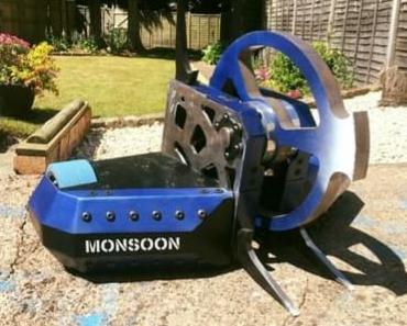 Monsoon | Battlebots Wiki | FANDOM powered by Wikia