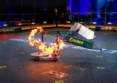 Chomp vs Disc O' Inferno-0