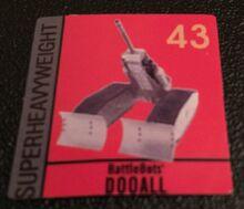 Dooall sticker