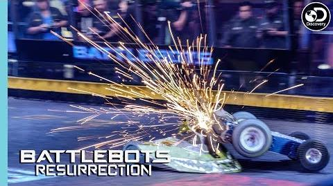 Bombshell Gets Nuked BattleBots Resurrection