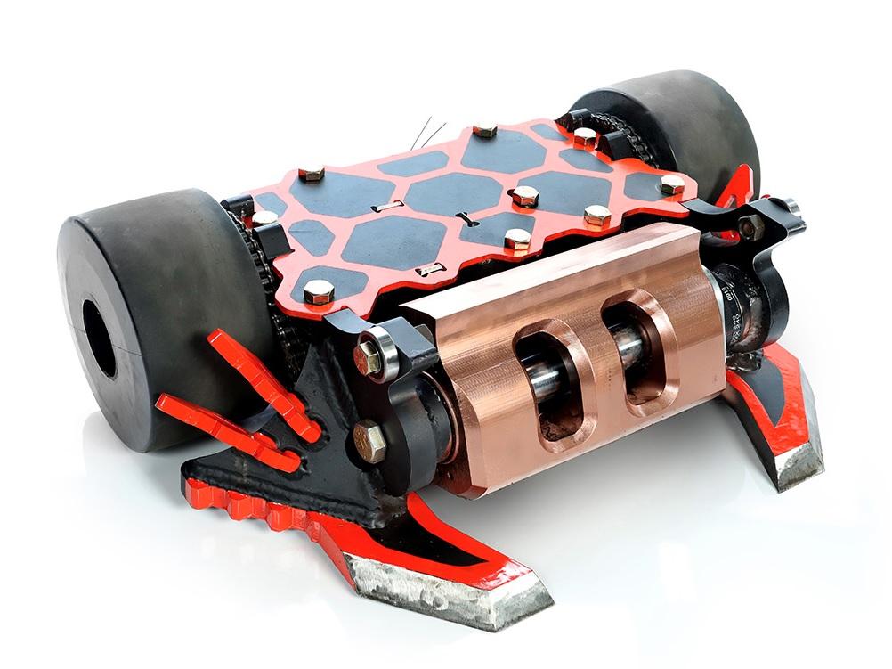 Copperhead Battlebots Wiki Fandom Powered By Wikia